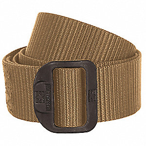 Duty Belt,Reinforced,40in to 42in,Khaki