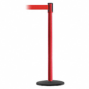 INDOOR PORTABLE POST,POST RED