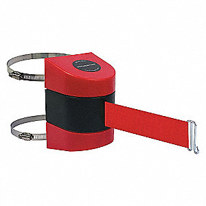 BELT BARRIER, RED,BELT COLOR RED
