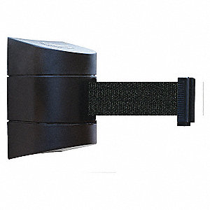 BELT BARRIER BLACK WITH BLACK BELT
