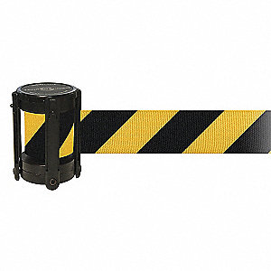 REPL CASSETTE, BLACK/YELLOW BELT