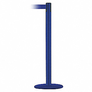 PORT POST,BLUE BELT,71/2 FT