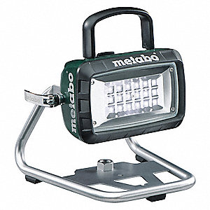 Rechargeable Floodlight, 14.4 or 18.0 Voltage, LED, 1200/2600 Lumens, Bare Tool