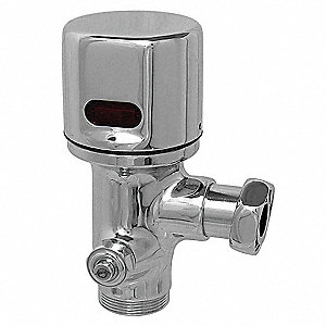 Urinal Flush Valve Retrofit Kit, Top Mounting Position