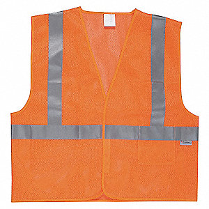 HIGH VISIBILITY VEST CLASS2 OR M