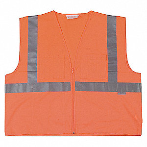 HIGH VISIBILITY VEST CLASS2 OR 2X