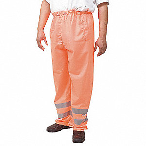 COUVRE-PANTALON ORANGE 3TG