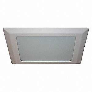 RECESSED TRIM,ALBALITE LENS