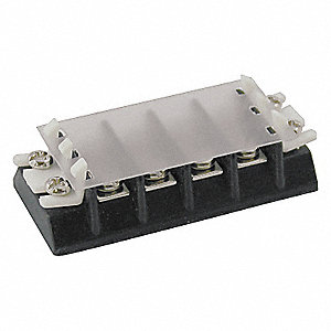 CLEAR TERMINAL COVER, 4 POLE, FOR 6