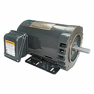 MTR,3 PH,3/4HP,1750,208-230/460,EFF