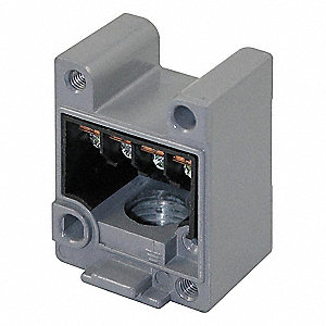 LIMIT SWITCH RECEPTACLE,1NO/1NC