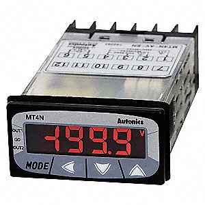 1/32 DIN DIGITAL MULTI-PANEL METER