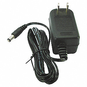 PLUG IN TRANSFORMER,WALL,6V DC,NEG