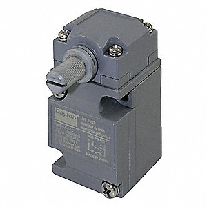 HEAVY DUTY LMT SWITCH,SIDE ACTUATOR