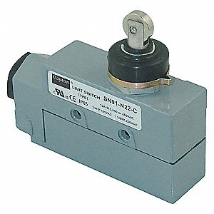 ENCLOSED LIMIT SWITCH,TOP ACTUATOR,