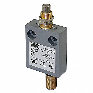 MINIATURE LIMIT SWITCH,TOP ACTUATOR