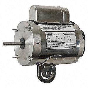 WASHDOWN MOTOR,PSC,TEAO,1/2 HP,1075