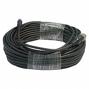 WATERPROOF CABLE,W/ CONNECTOR,33 FT