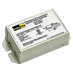 CFL BALLAST,ELECTRONIC,14W,120V