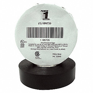 "ELECTRICAL TAPE 3/4"" X 66 FT X7 MM PREM"