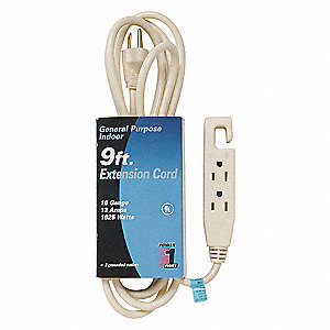 EXTENSION CORD,9FT