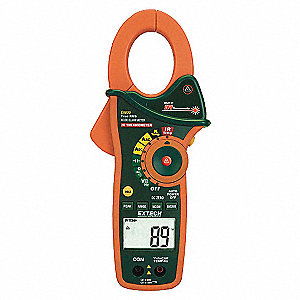 DIGITAL CLAMP ON AMMETER,1000A