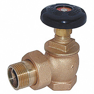 RADIATOR VALVE,SIZE 3/4 IN