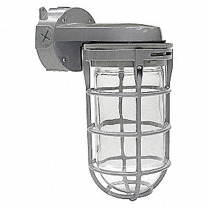 VAPOR TIGHT FIXTURE,300W,INCAND,WAL