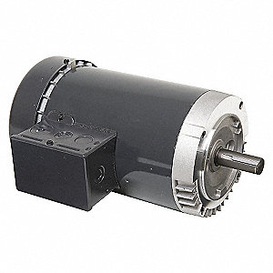 MTR,3PH,7.5HP,1200,208-230/460V,EFF