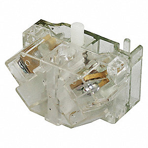30MM SELECTORSW/CONTACT BLOCK,1NC