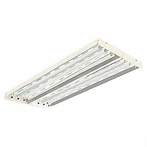 HIGH BAY FIXTURE,NARROW,6LAMP,F32T8