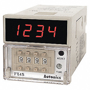 LED PRESET COUNTER/TIMER,DIGITAL4