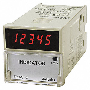 LED PRESET COUNTER/TIMER,DIGITAL5