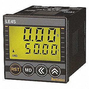 LCD DIGITAL TIMER,DIGITAL4,ON-START