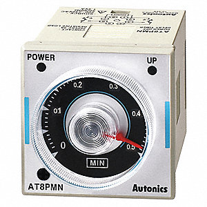 ANALOG TIMER,DIAL,POWER OFF