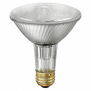 LAMP,HALOGEN,38W,PAR30L,FLOOD,120V