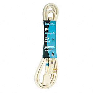 EXTENSION CORD,9 FT