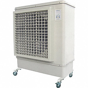 WINDOW EVAPORATIVE COOLER,3/4 HP