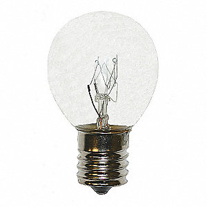 INCANDESCENT LIGHT BULB,S11,7.5W
