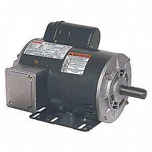 GP MTR,CS,ODP,1 HP,1725 RPM,56HZ