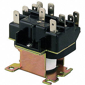 MAGNETIC RELAY,SWITCHING, 24V COIL