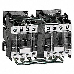 CONTACTOR ,IEC,18A,3P,240VAC,1NO