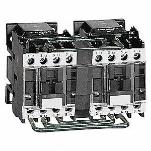 CONTACTOR ,IEC,18A,3P,24VDC,1NC