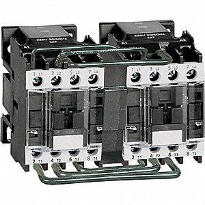 CONTACTOR ,IEC,25A,3P,24VDC,1NC