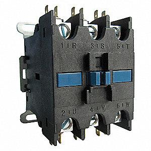 CONTACTOR,DP,20A,3P,110-120VAC