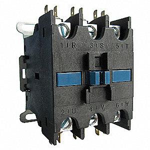 CONTACTOR,DP,25A,3P,110-120VAC