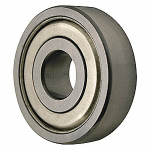 RADIAL BEARING,SHIELDED,BORE 10 MM