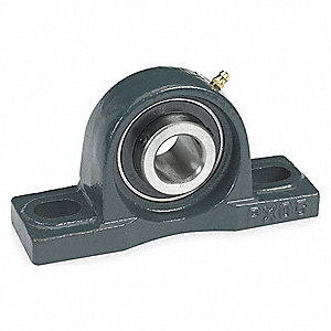 MOUNTED BALL BEARING,2 3/16 IN BORE