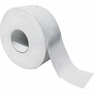 TOILET PAPER,JUMBO,2 PLY,9 IN, PK 8