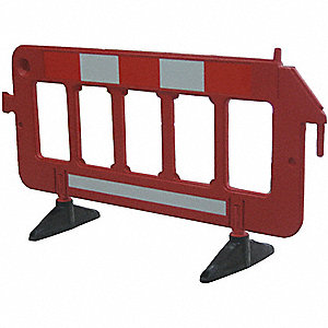 BARRIER GUARD,POLYPROPYLENE,77X40,R